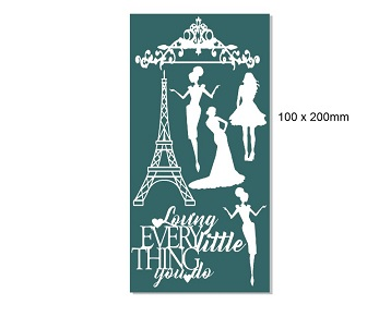 Loving every little thing you do,100x200 min buy 3